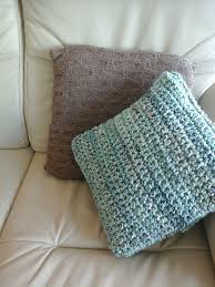 Free Cushion Crochet Patterns April 2014 Baking And Making