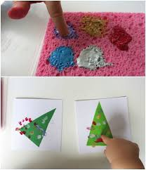 Arts And Crafts Christmas Cards - best 25 toddler christmas ideas on pinterest toddler christmas