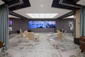 bureau architecte qu ec agencement de bureau professionnel regarder le sport au bureau