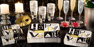 new years supplies new years block party supplies party city