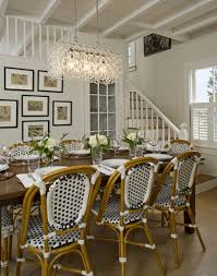 woven dining room chairs woven backg room chairs rattan wicker leather seat table and ideas