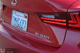 lexus is 250 vs audi tt 2016 lexus is 200t review u2013 lexus finally goes turbo