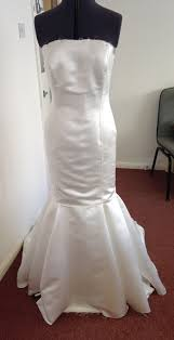 make your own wedding dress fishtail wedding dress structure front jom jahit