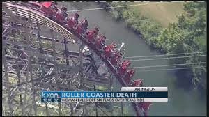 Dallas Tx Six Flags Woman Dies On Texas Giant At Six Flags Youtube