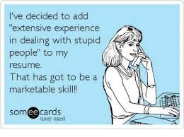 Stupid People Meme - 25 best memes about dealing with stupid people dealing