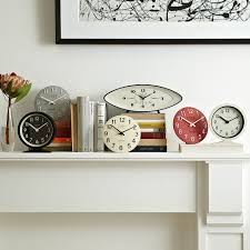 buy thomas kent cotswold mantel clock john lewis