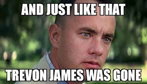 James Meme - trevon james meme steemit