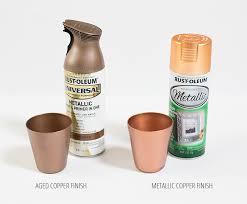 Best Spray Paint For Plastic Chairs Diy Decorative Copper Accessories Part 1 Copper Spray Paint