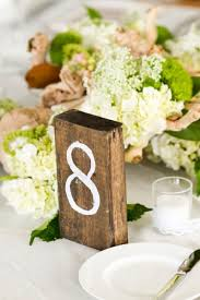 Wedding Table Number Ideas The 25 Best Rustic Table Numbers Ideas On Pinterest Wedding