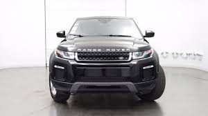 range rover 2017 used land rover range rover evoque courtesy vehicle at mini of