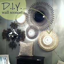 Diy Wall Sconce Diy Wall Lighting Idea Lamps Plus