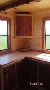 trophy amish cabins llc 10 x 20 bunkhouse cabinshown in the interior amish cabin 12 cabin shown with kitchenette 3