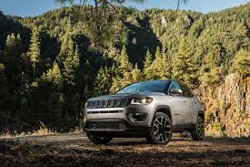 jeep compass 2017 the redesigned 2017 jeep compass makes its auto show debut in los
