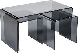 smoked glass coffee tables uk modena coffee table smoked glass