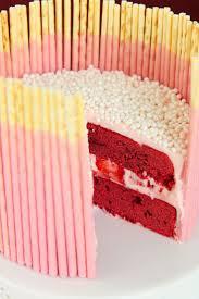 416 best all velvet cakes over time images on pinterest
