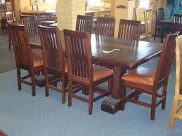 8 Chair Dining Table Set Custom 8 Seat Ironwood Dining Table Set By African Yellowood