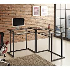 Registry Row Desk Mercury Row Computer L Shape Computer Desk U0026 Reviews Wayfair