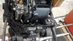 water pump change 25hp 2 stroke 2004 mercury