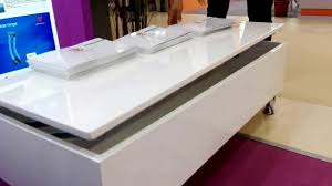 lift up coffee table hardware youtube