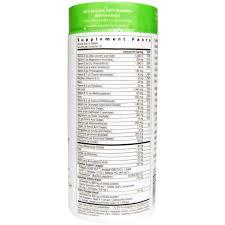 rainbow light prenatal one vitamins rainbow light complete prenatal system food based multivitamin