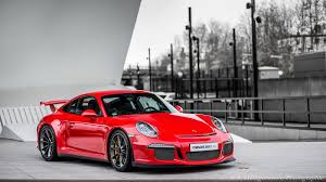 porsche germany porsche 911 porsche 911 gt3 gt3 rs coupe cars germany red rouge