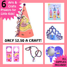 disney princess dress up easy crafts for kids crafts for