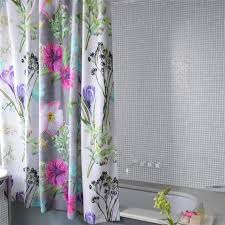 Designer Shower Curtains Fabric Designs Madhuri Camellia Shower Curtain Designers Guild