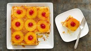 skinny pineapple upside down cake recipe tablespoon com