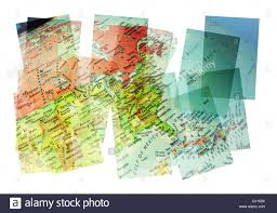 License Plate Usa Map by Usa Map Collage Stock Photo Royalty Free Image 62721678 Alamy