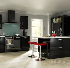 black gloss kitchen ideas black gloss kitchens kitchen cabinets remodeling net