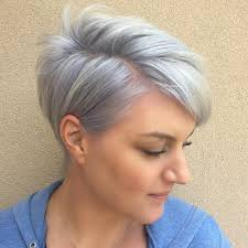 Frisuren Kurze Graue Haare by Haarfarbe Silberblond Gewagter Trend Mit Zahlreichen Facetten