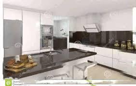 cuisine moderne noir et blanc cuisine bois et noir noir simple exciting blanche best 6 cuisine