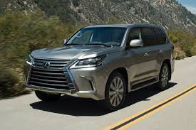 lexus for sale in pakistan 2016 lexus lx570 refreshed in time for pebble beach