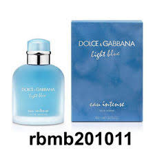 Dolce And Gabanna Light Blue Dolce U0026gabbana Eau De Parfum Light Blue Fragrances Ebay