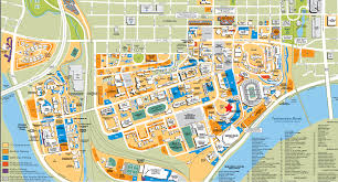 Penn State Parking Map Ut Knoxville U0027s Campus Map College Pinterest Weekend Trips
