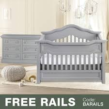 White Convertible Crib Sets by Baby Appleseed 2 Piece Nursery Set Millbury 3 In 1 Convertible