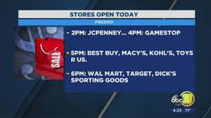 these retailers are open on thanksgiving day 2017 abc30