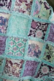 bedding purple and aqua crib bedding want itcrib bedding purple