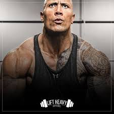 the rock s chest workout routine lift heavy apparel