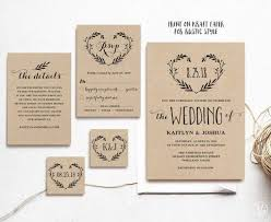 invitation wedding template wedding invitation suite templates orax info