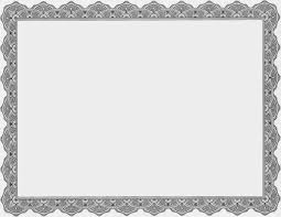 gray business certificate templates printable