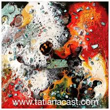 Home Decor Show Celebrate Memorial Weekend With Art Tatiana Cast Paintings Home