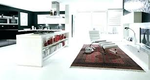 cuisine en forme de l modele de cuisine americaine modele de cuisine moderne americaine 0