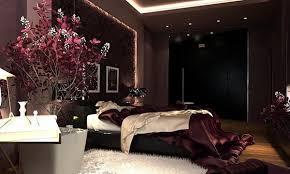 couleur aubergine chambre chambre violette 20 idées décoration pour un chambre originale