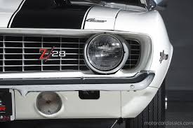 1969 chevrolet camaro z28 motorcar classics exotic and classic