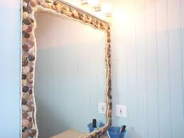 beach themed bathroom mirrors best bathroom decoration