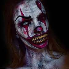 Scary Halloween Costumes 10 Olds 25 Scary Makeup Ideas Horror Makeup Creepy