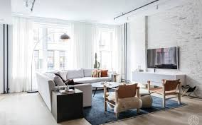 home polish a cool and relaxed tribeca loft homepolish