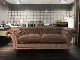 Chesterfield Sofa Showroom Kingston Velvet Chesterfield Sofa Fleming Howland