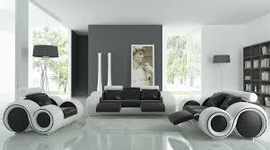 Round Sofa Set Designs Modern Black And White Sofa Set Tos Lf 4088 Whiteblack Lher